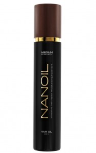 Olejek do włosów Nanoil z olejkiem jojoba
